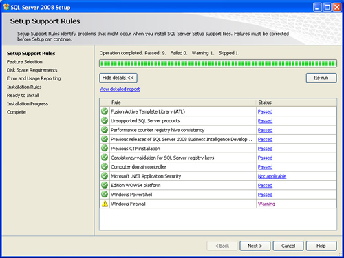 SQL SERVER - 2008 - Step By Step Installation Guide With Images 200810