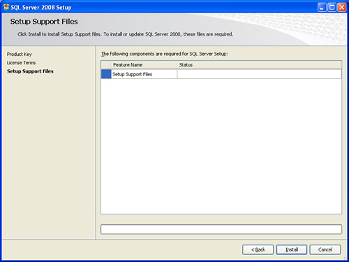 SQL SERVER - 2008 - Step By Step Installation Guide With Images 20089