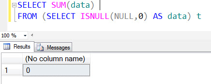 SQL SERVER - A Puzzle - Fun with NULL - Fix Error 8117 8117error2