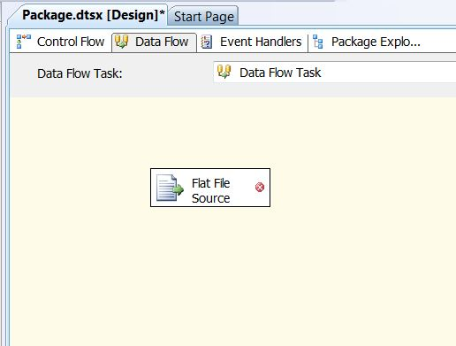 SQL SERVER - Import CSV File into Database Table Using SSIS Import5