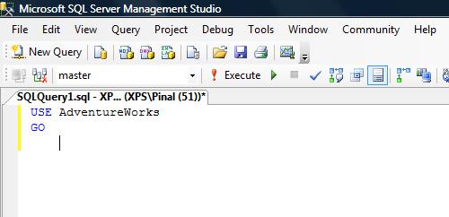 SQL SERVER - 2008 - IntelliSense Does Not Work - Enable IntelliSense Int2b