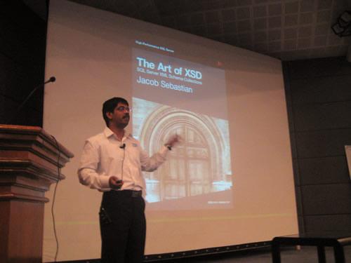 SQLAuthority News - Authors Visit - K-MUG TechEd Trivandrum on June 27, 2009 K-mug3