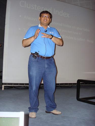 SQLAuthority News - Authors Visit - K-MUG TechEd Trivandrum on June 27, 2009 K-mug4