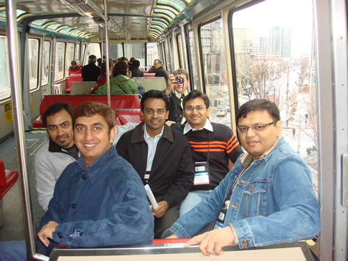 SQLAuthority News - Author Visit - South Asian MVPs at Global MVP Summit 2009 DSC03383