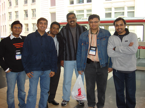 SQLAuthority News - Author Visit - South Asian MVPs at Global MVP Summit 2009 DSC03463