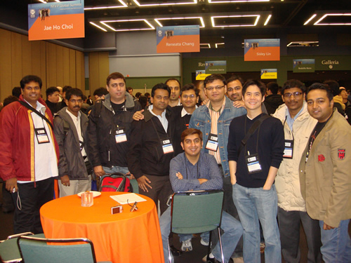 SQLAuthority News - Author Visit - South Asian MVPs at Global MVP Summit 2009 DSC03500