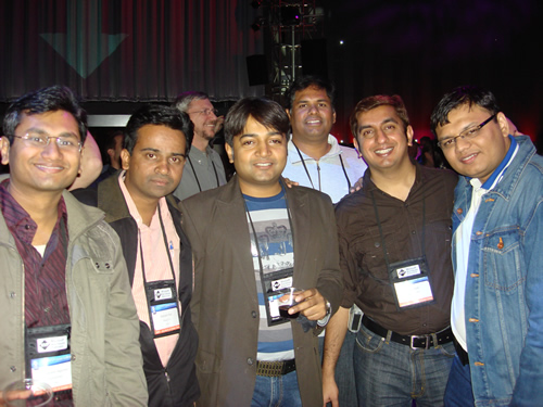 SQLAuthority News - Author Visit - South Asian MVPs at Global MVP Summit 2009 DSC03623