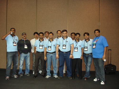 SQLAuthority News - Author Visit - South Asian MVPs at Global MVP Summit 2009 DSC03728