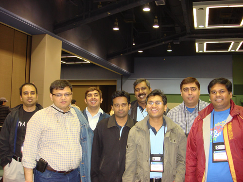 SQLAuthority News - Author Visit - South Asian MVPs at Global MVP Summit 2009 DSC03733