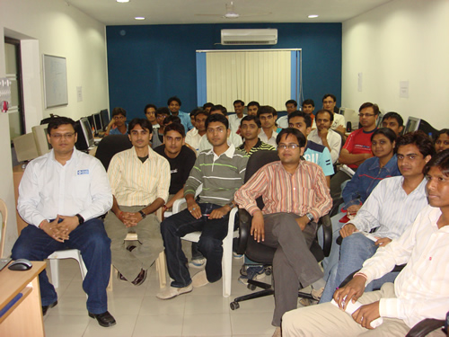 SQLAuthority News - Launch of Gandhinagar SQL Server User Group MarchUG7