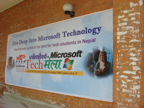 SQLAuthority News - Author Visit Review - TechMela Nepal - March 29-30, 2010 NepalTrip_02