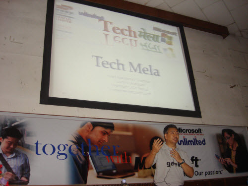 SQLAuthority News - Author Visit Review - TechMela Nepal - March 29-30, 2010 NepalTrip_04