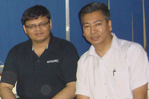 SQLAuthority News - Meeting with Allen Bailochan Tuladhar - An Unlimited Experience NepalTrip_16