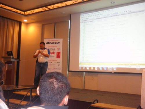 SQLAuthority News – Presenting at South East Asia SharePoint Conference – Oct 26, 27, 2010 – Singapore SharePointConference (6)