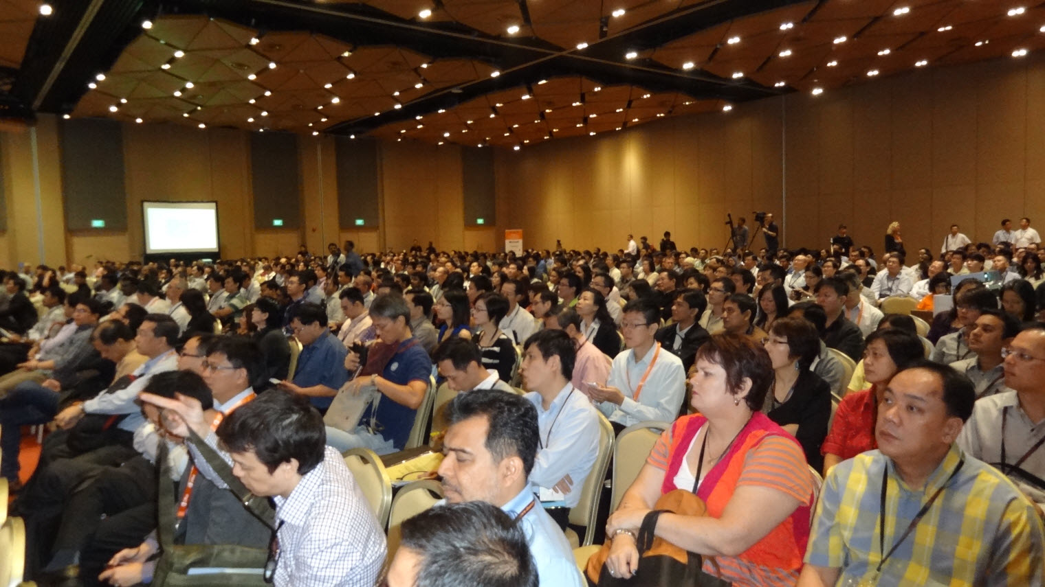 SQLAuthority News - Great Experience at SharePoint Conference Singapore 2013 SEASPC2