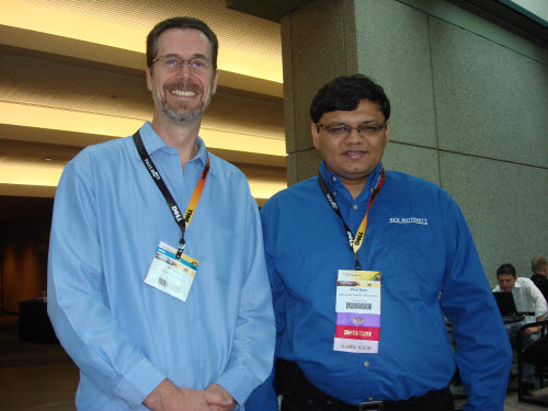 SQLAuthority News - Notes of Excellent Experience at SQL PASS 2009 Summit, Seattle SQLPASS509