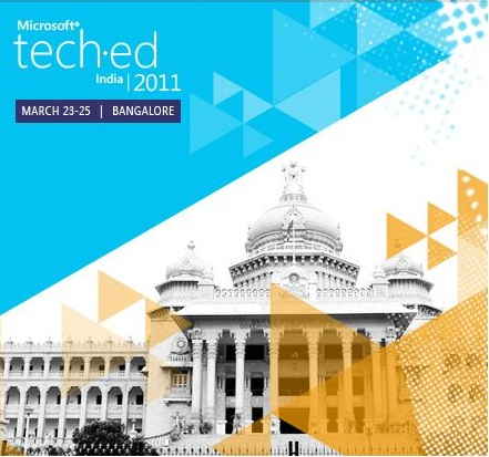 SQLAuthority News - I am Presenting 2 Sessions at TechEd India TechEDImage