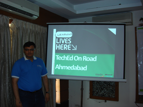 SQLAuthority News - TechEd on Road Ahmedabad June 20, 2009 - An Astounding Success 1