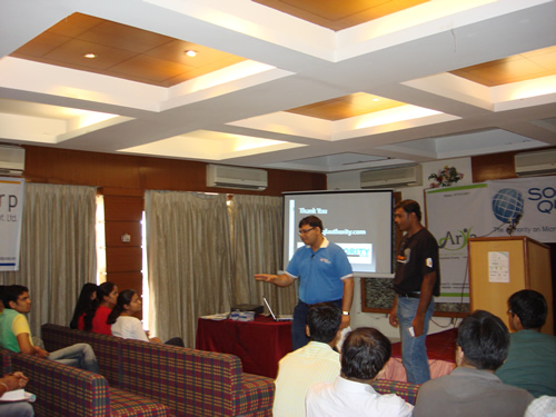 SQLAuthority News - TechEd on Road Ahmedabad June 20, 2009 - An Astounding Success 10
