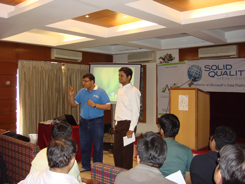 SQLAuthority News - TechEd on Road Ahmedabad June 20, 2009 - An Astounding Success 12