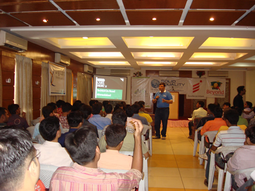 SQLAuthority News - TechEd on Road Ahmedabad June 20, 2009 - An Astounding Success 2