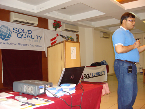 SQLAuthority News - TechEd on Road Ahmedabad June 20, 2009 - An Astounding Success 4
