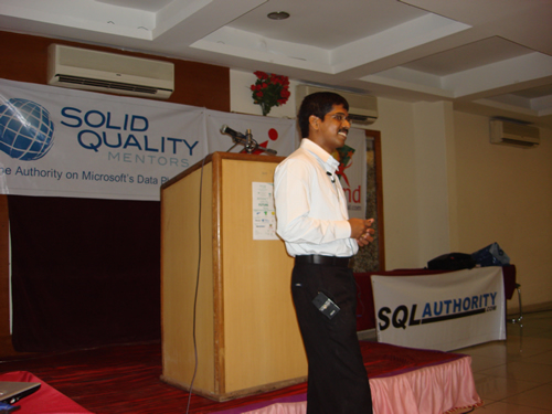 SQLAuthority News - TechEd on Road Ahmedabad June 20, 2009 - An Astounding Success 5