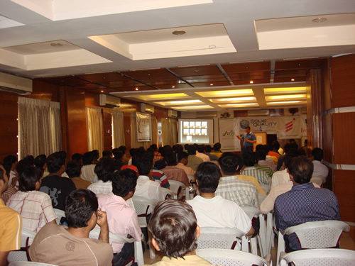 SQLAuthority News - TechEd on Road Ahmedabad June 20, 2009 - An Astounding Success 6