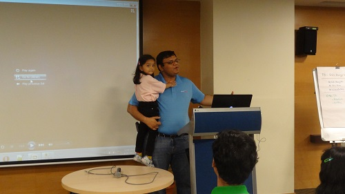 SQLAuthority News - Women in SQL - Youngest SQL Speaker - Bangalore SQL User Group Event on April 20, 2013 5