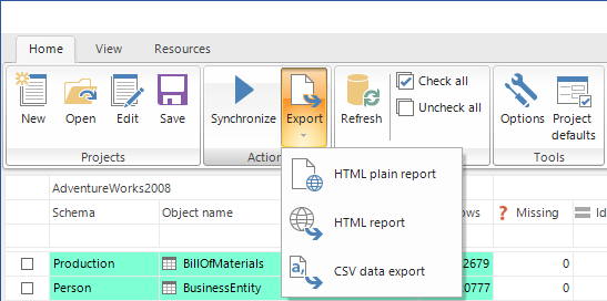 SQL SERVER - SQL Server Data Compare Tool 20