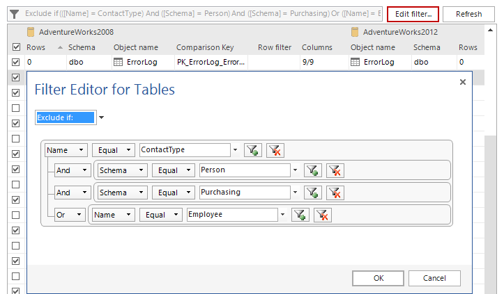 SQL SERVER - SQL Server Data Compare Tool 8