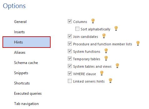 SQL SERVER – Free intellisense add-in for SSMS image003