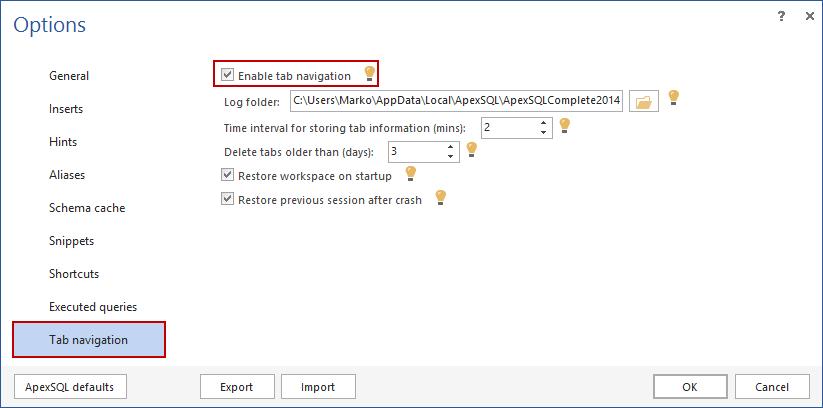 SQL SERVER – Free intellisense add-in for SSMS image006