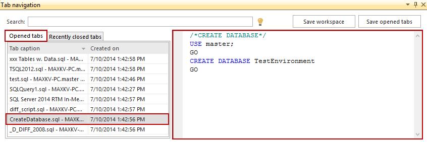 SQL SERVER – Free intellisense add-in for SSMS image007