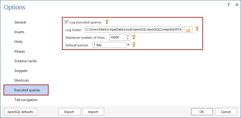 SQL SERVER – Free intellisense add-in for SSMS image009