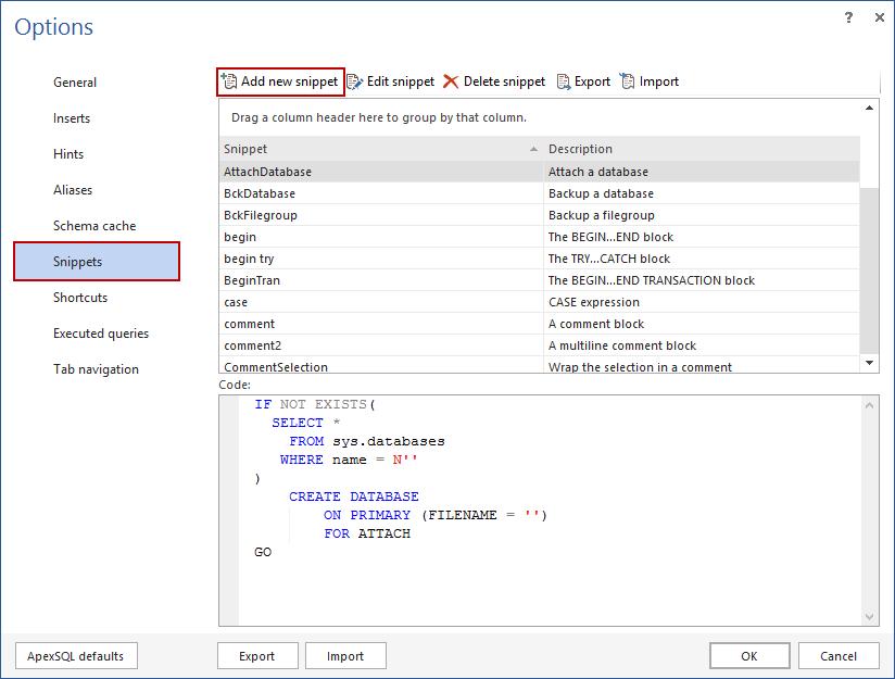 SQL SERVER – Free intellisense add-in for SSMS image011