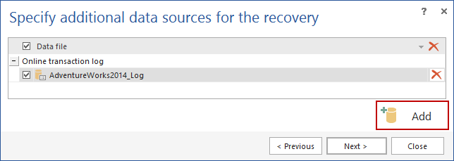 SQL SERVER - How to Recover SQL Database Data Deleted by Accident apexr5
