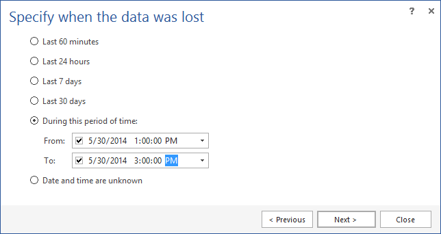 SQL SERVER - How to Recover SQL Database Data Deleted by Accident apexr6