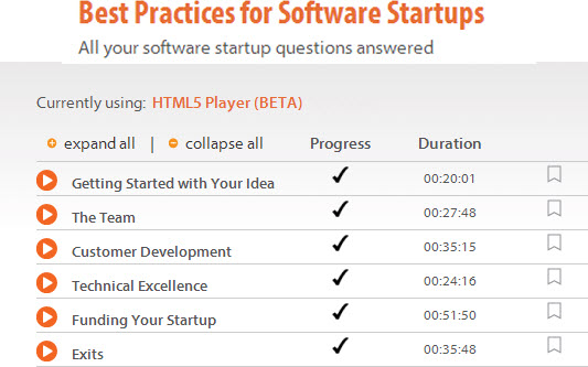 SQLAuthority News - Pluralsight Course Review - Practices for Software Startups - Part 1 of 2 beststartup