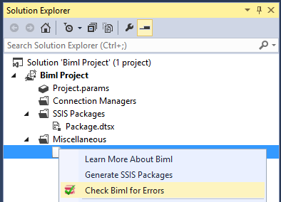 SQL SERVER - What is Biml and How Can it Help Me with SQL Server BI? - Notes from the Field #036 biml-4