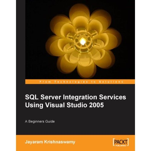 SQLAuthority News - Book Review - Beginners Guide to SQL Server Integration Services Using Visual Studio 2005 bookintegrationservices