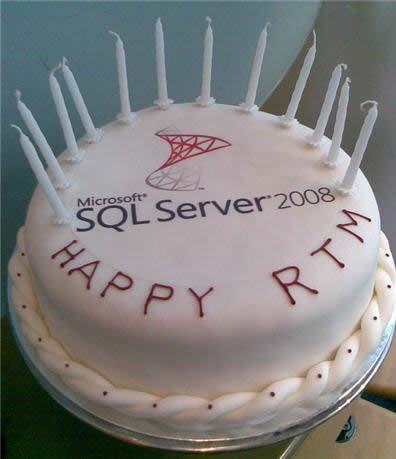 SQLAuthority News - Humorous SQL Cake - Funny SQL Cake cake5