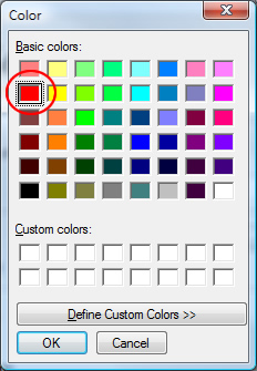 SQL SERVER - 2008 - Change Color of Status Bar of SSMS Query Editor color3