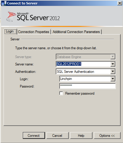SQL SERVER - Beginning Contained Databases - Notes from the Field #037 containeddb4