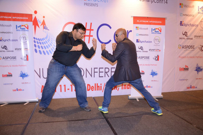 SQLAuthority News - An Amazing Event - Presented at North India's Largest Conference C Sharp Corner c-sharp%20(9)