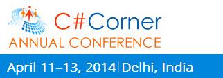 SQLAuthority News - Speaking at C-Sharp Corner Annual Conference 2014 - April 11-13 - Delhi  csharpcorner