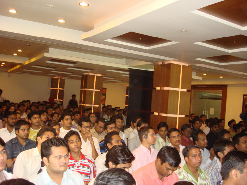 SQLAuthority News - Community TechDays in Ahmedabad - A Successful Event - Oct 3, 2009 CTD4