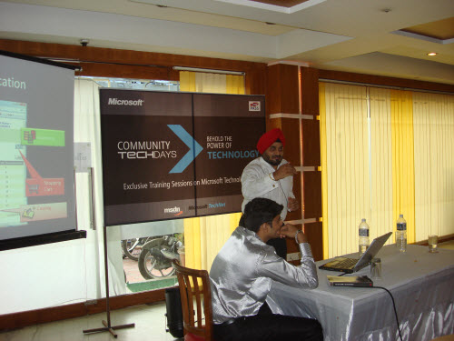SQLAuthority News - Community TechDays in Ahmedabad - A Successful Event - Oct 3, 2009 CTD9