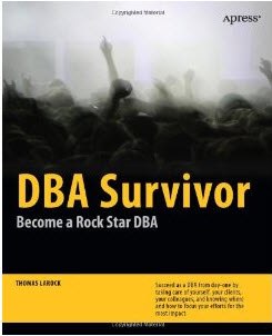SQLAuthority Book Review - DBA Survivor: Become a Rock Star DBA dbasurvivor