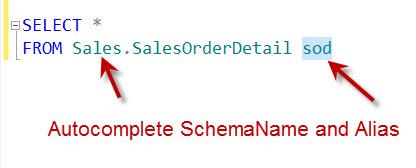 SQL SERVER - Auto Complete and Format T-SQL Code - Devart SQL Complete dbforge3